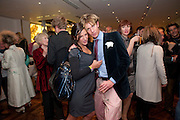 SOPHIE HARDEN; BEN DUNCAN, Book launch party for the paperback of Nicky Haslam's book 'Sheer Opulence', at The Westbury Hotel. London. 21 April 2010 *** Local Caption *** -DO NOT ARCHIVE-© Copyright Photograph by Dafydd Jones. 248 Clapham Rd. London SW9 0PZ. Tel 0207 820 0771. www.dafjones.com.<br /> SOPHIE HARDEN; BEN DUNCAN, Book launch party for the paperback of Nicky Haslam's book 'Sheer Opulence', at The Westbury Hotel. London. 21 April 2010