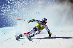 March 14, 2019 - ANDORRA - Alexis Pinturault (FRA) during Men's Super Giant of Audi FIS Ski World Cup Finals 18/19 on March 14, 2019 in Grandvalira Soldeu/El Tarter, Andorra. (Credit Image: © AFP7 via ZUMA Wire)