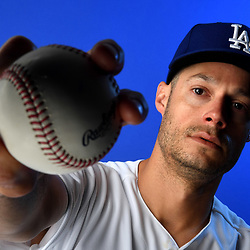 Los Angeles Dodgers' Joe Kelly during photo day at Camelback Ranch Stadium on Wednesday, February 20, 2019 in Glendale, Arizona. (Photo by Keith Birmingham, Pasadena Star-News/SCNG)