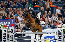 Alvarez Aznar Eduardo, ESP, Rokfeller de Pleville Bois Margot<br /> Final Round 2<br /> Longines FEI World Cup Finals Jumping Gothenburg 2019