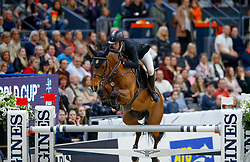 Alvarez Aznar Eduardo, ESP, Rokfeller de Pleville Bois Margot<br /> Final Round 2<br /> Longines FEI World Cup Finals Jumping Gothenburg 2019