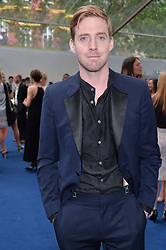 RICKY WILSON at the Glamour Women of The Year Awards in Association with Next held in Berkeley Square Gardens, Berkeley Square, London on 3rd June 2014.