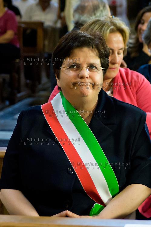 Rita Cutini<br /> Assessore al Sostegno sociale e sussidarietà della Giunta Marino
