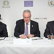 04 June 2015 - Belgium - Brussels - European Development Days - EDD - Signing Ceremony,  Regional Indicative Programme for Eastern Africa , Southern Africa and the Indian Ocean © European Union