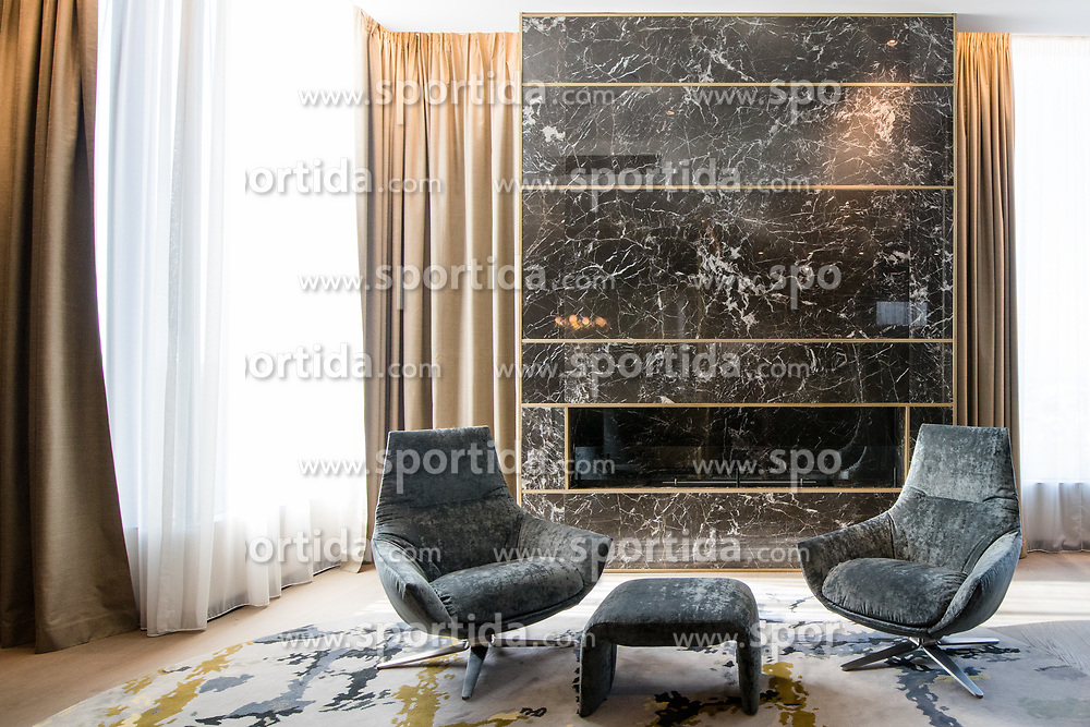 Preview of the new Hotel Intercontinental - Ljubljana on August 17, 2017 in Hotel Intercontinental, Ljubljana, Slovenia. Photo by Matic Klansek Velej / Sportida