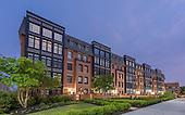 Gaslight Square Condominiums Arlington VA Photography