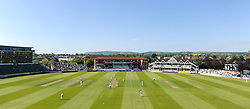 General view of the Cooper Associates County Ground.  - Mandatory by-line: Alex Davidson/JMP - 15/05/2016 - CRICKET - Cooper Associates County Ground - Taunton, United Kingdom - Somerset v Yorkshire - English Specsavers County Championship Division One