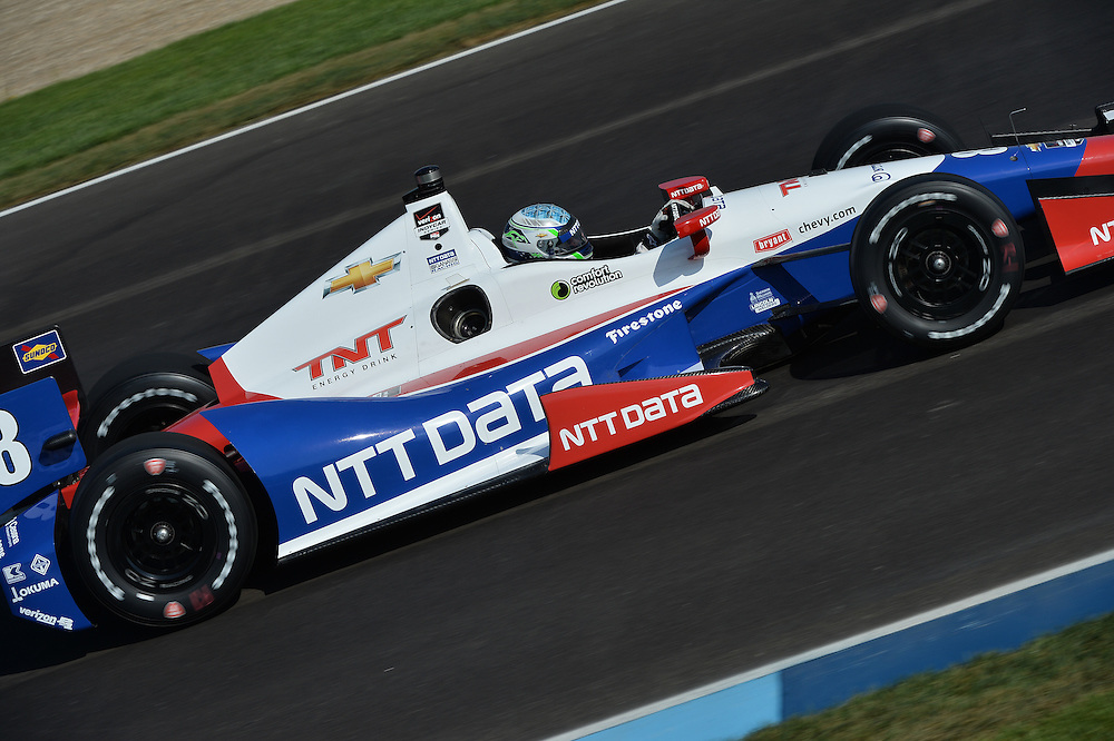 Ryan Briscoe, Grand Prix of Indianapolis, Indianapolis Motor Speedway, Indianapolis, IN USA 5/10/2014