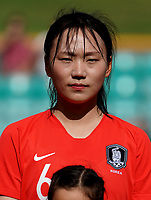 International Women's Friendly Matchs 2019 / <br /> Cup of Nations Tournament 2019 - <br /> Argentina vs South Korea 0-5 ( Leichhardt Oval Stadium - Sidney,Australia ) - <br /> Jang Sel-Gi of South Korea