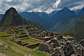 Peru: Ruins of Machu Picchu