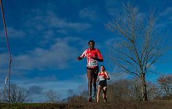 09-12-2018 NED: SPAR European Cross Country Championships, Tilburg<br /> Winner Yasemin Can TUR, Fabienne Schlumpf SUI