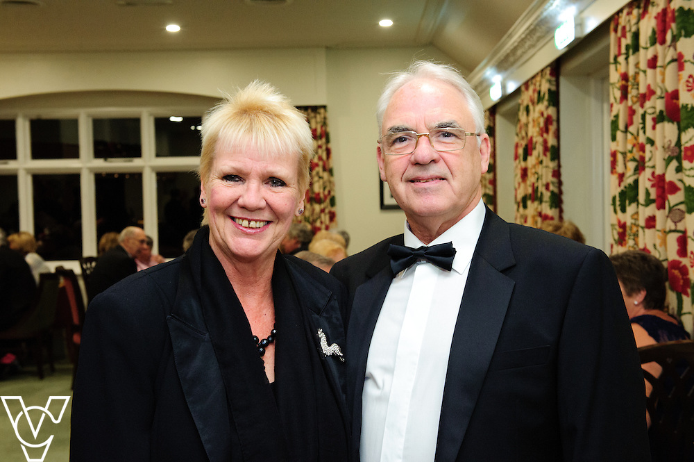 Lincoln Journal - Journal Society:<br /> <br /> Pictured is Sharon Bullivant and Patrick Byrne<br /> <br /> New Year's Eve dinner at the Petwood Hotel, Woodall Spa.<br /> <br /> Date: December 31, 2015<br /> Picture: Chris Vaughan/Chris Vaughan Photography