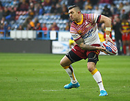 Danny Brough of Huddersfield Giants during the Pre-season Friendly match at the John Smiths Stadium, Huddersfield<br /> Picture by Stephen Gaunt/Focus Images Ltd +447904 833202<br /> 14/01/2018