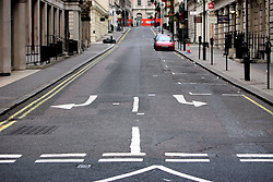 UK ENGLAND LONDON 25DEC05 - Empty streets in St. James's in central London during Christmas Day morning.. . jre/Photo by Jiri Rezac. . © Jiri Rezac 2005. . Contact: +44 (0) 7050 110 417. Mobile: +44 (0) 7801 337 683. Office: +44 (0) 20 8968 9635. . Email: jiri@jirirezac.com. Web: www.jirirezac.com. . © All images Jiri Rezac 2005 - All rights reserved.