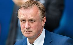 21.06.2016, Parc de Princes, Paris, FRA, UEFA Euro 2016, Nordirland vs Deutschland, Gruppe C, im Bild Coach Michael O Neill (NIR) // X during Group C match between Nothern Ireland and Germany of the UEFA EURO 2016 France at the Parc de Princes in Paris, France on 2016/06/21. EXPA Pictures © 2016, PhotoCredit: EXPA/ JFK