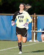 FIU Women's Soccer Vs. Florida Gators Home Opener Sunday August 21, 2011 in which the Panthers lost 2-0.