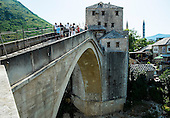 Mostar Siege 20 Years after (Getty Old Archive)