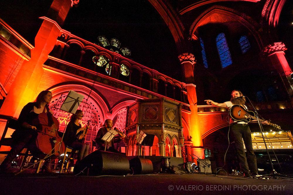 Josh T Pearson .Union Chapel.London - 11/05/2011