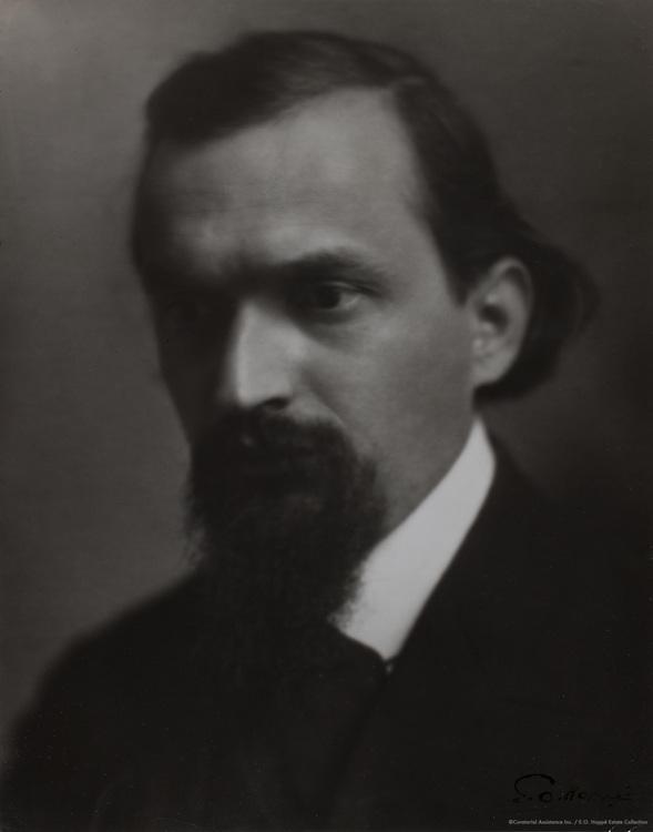 Ivan Mestrovic, sculptor, Yugoslavia, 1915