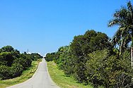Country road, Bartolome Maso area, Granma, Cuba.
