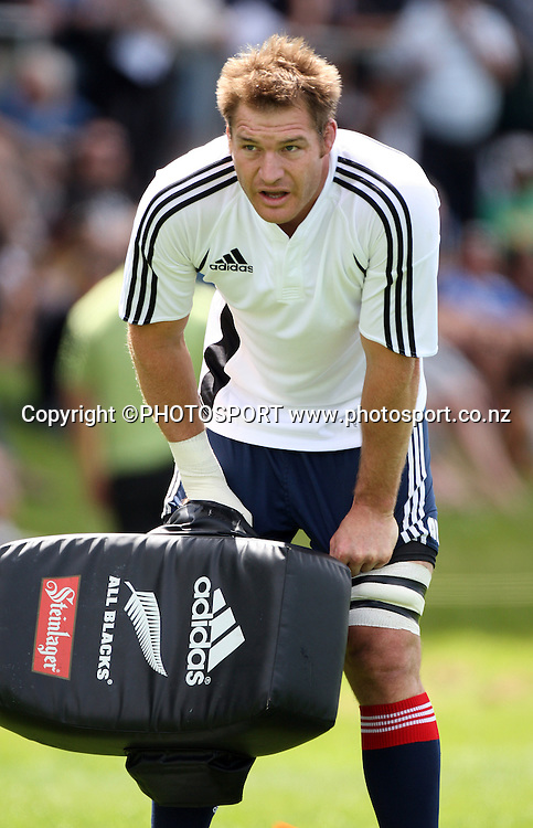 Ali Williams.<br />