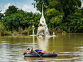Floods in Ayutthaya