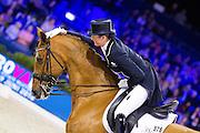 Danielle Houtvast - Palermo<br /> Rabo U25 Cup<br /> Jumping Amsterdam 2016<br /> © DigiShots