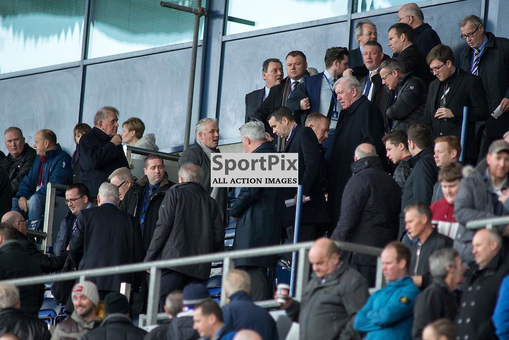 Falkirk v Rangers Falkirk Stadium 19 December 2015<br /><br />(c) Russell G Sneddon / SportPix.org.uk