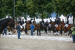LRV, Belgium, kurkentrekker <br /> Perd & Sinfonie<br /> Weltfest des Pferdesports Aachen 2015<br /> © Hippo Foto - Dirk Caremans<br /> 29/05/15
