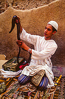 Snakecharmer, Marrackech, Morocco
