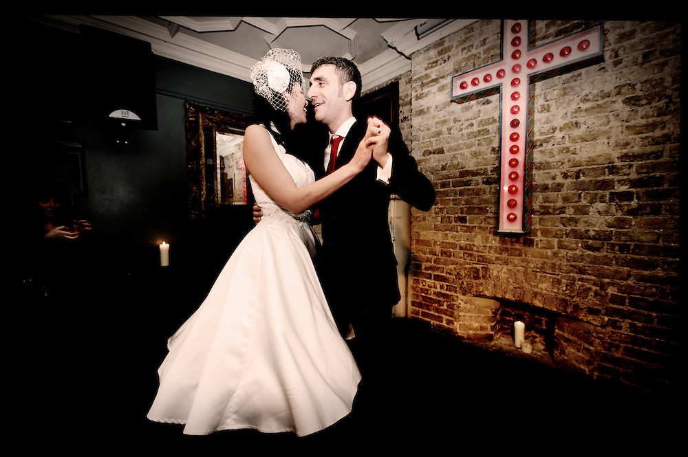 Leolin & Twila Weddding at The Paradise Bar on October 11th 2012..Photos By Ki Price