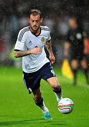 Scotland's Steven Fletcher (Sunderland)    - Photo mandatory by-line: Joe Meredith/JMP  - Tel: Mobile:07966 386802 12/10/2012 - Wales v Scotland - SPORT - FOOTBALL - World Cup Qualifier -  Cardiff   - Cardiff City Stadium -