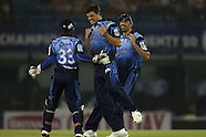 CLT20 2013 Match 6 - Titans v Brisbane Heat
