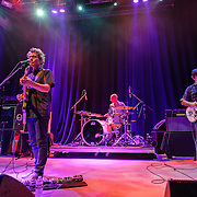 Britta Phillips, Dean Wareham, Lee Wall  and Sean Eden of Luna perform at the 9:30 Club on their reunion tour.