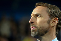 PODGORICA, MONTENEGRO - MARCH 25: England manager Gareth Southgate before the 2020 UEFA European Championships group A qualifying match between Montenegro and England at Podgorica City Stadium on March 25, 2019 in Podgorica, Montenegro. (MB Media)