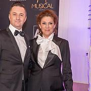 NLD/Scheveningen/20180124 - Musical Award Gala 2018, Jeremy Baker en Esther Maas
