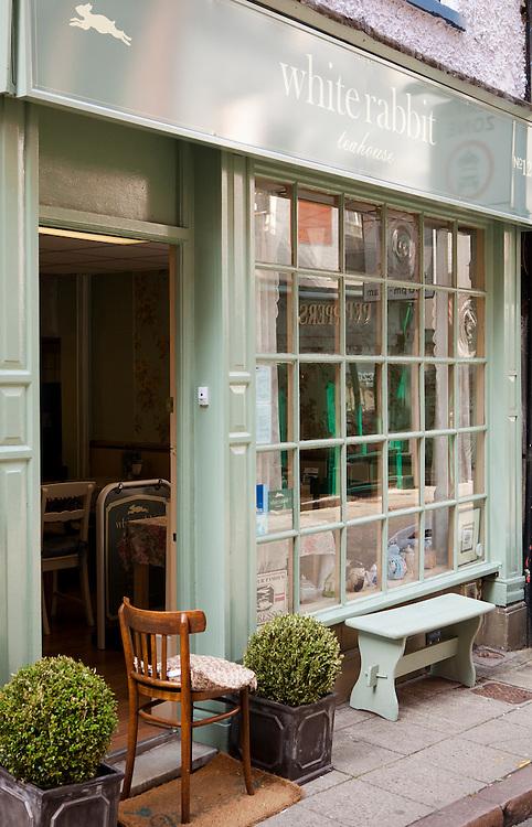 White Rabbit teahouse, Nottingham