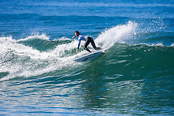 Keely Andrew (AUS) will surf in Round 2 of the 2018 Roxy Pro France after placing third in Heat 6 of Round 1 in Hossegor, France.