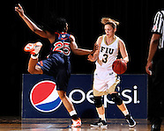 FIU Women's Basketball vs Auburn (Dec 30 2011)