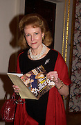 Lady Mimi Adamson, Vuillard opening, Royal Academy, © Copyright Photograph by Dafydd Jones 66 Stockwell Park Rd. London SW9 0DA Tel 020 7733 0108 www.dafjones.com