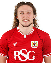 Luke Ayling of Bristol City - Mandatory byline: Rogan Thomson/JMP - 21/01/2016 - FOOTBALL - Failand Training Ground - Bristol, England - Bristol CIty Headshots.
