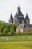 GOLF.NL lente illustratie