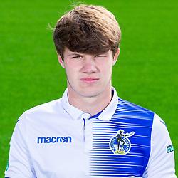 Harry Warwick - Ryan Hiscott/JMP - 14/09/2018 - FOOTBALL - Lockleaze Sports Centre - Bristol, England - Bristol Rovers U18 Academy Headshots and Team Photo