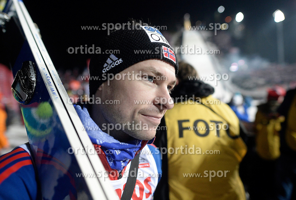 17.01.2015, Wielka Krokiew, Zakopane, POL, FIS Weltcup Ski Sprung, Zakopane, Herren, Teamspringen, im Bild Anders Jacobsen // during mens Large Hill Team competition of FIS Ski Jumping world cup at the Wielka Krokiew in Zakopane, Poland on 2015/01/17. EXPA Pictures &copy; 2015, PhotoCredit: EXPA/ Newspix/ Irek Dorozanski<br /> <br /> *****ATTENTION - for AUT, SLO, CRO, SRB, BIH, MAZ, TUR, SUI, SWE only*****
