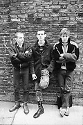 Nev, Rod, Owen, High Wycombe, UK, 1980s