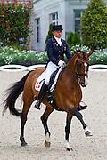 Marcela Krinke Susmeij - Corinth<br /> World Equestrian Festival CHIO Aachen 2011<br /> © DigiShots