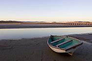 Sunset At Rising Tide