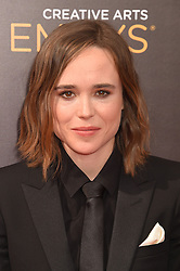 Ellen Page bei der Ankunft zur Verleihung der Creative Arts Emmy Awards in Los Angeles / 110916 <br /> <br /> *** Arrivals at the Creative Arts Emmy Awards in Los Angeles, September 11, 2016 ***