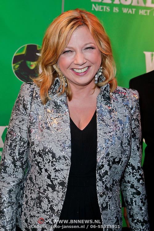 NLD/Scheveningen/20111106 - Premiere musical Wicked, Loretta Schrijver