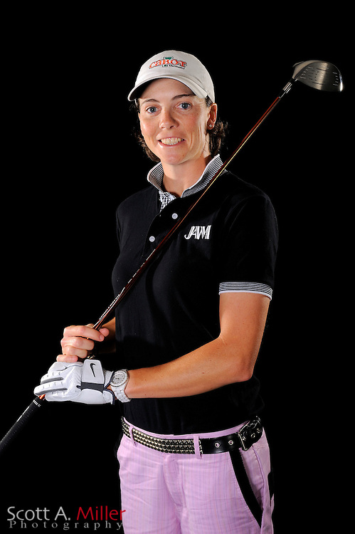 Libby Smith during a portrait shoot prior to the LPGA Futures Tour's Daytona Beach Invitational at LPGA International's Championship Courser on March 29, 2011 in Daytona Beach, Florida... ©2011 Scott A. Miller